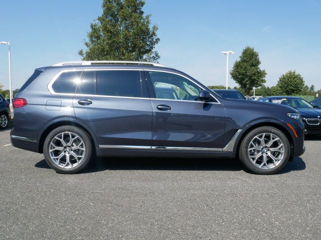 Certified Pre-Owned 2020 BMW X7 40xi w/Luxury Seating, Premium & Cold Weather