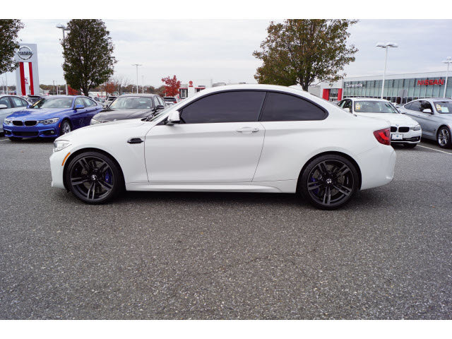 Pre-Owned 2017 BMW M2 Base