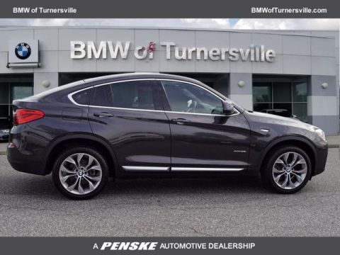 Certified Pre-Owned 2018 BMW X4 xDrive28i Sports Activity